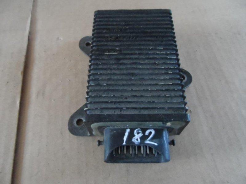 Блок управления форсунками Mitsubishi Chariot V75W 6G72 (б/у)