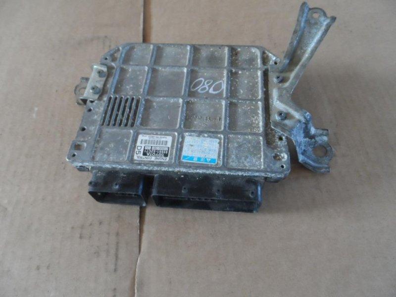 Блок управления efi Toyota Belta KSP92 2006 (б/у)