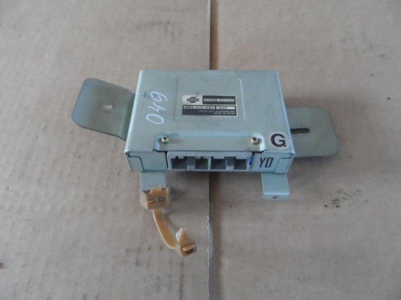 Блок управления акпп Nissan Presage VU30 (б/у)