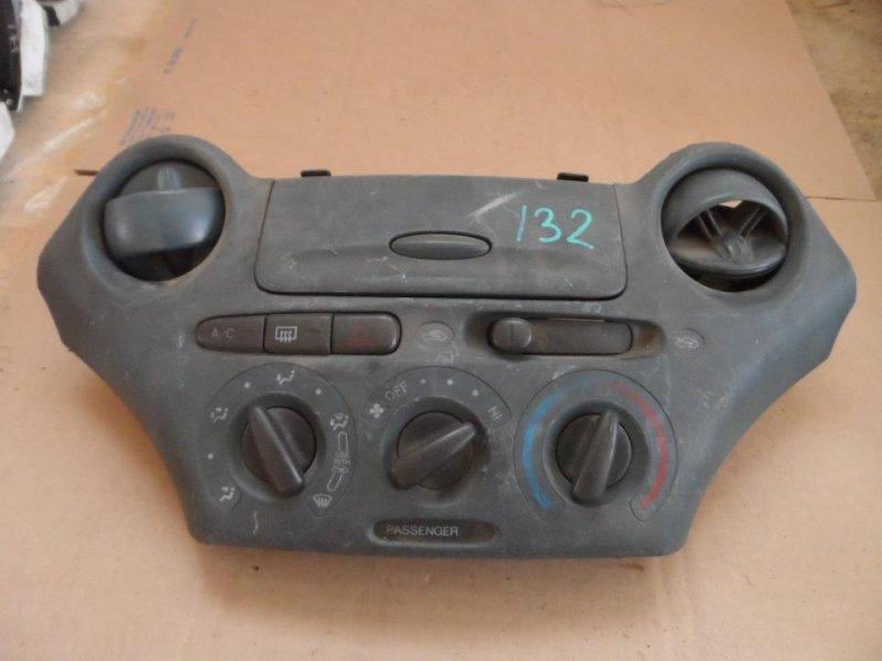 Климат-контроль Toyota Vitz NCP90 2006 (б/у)