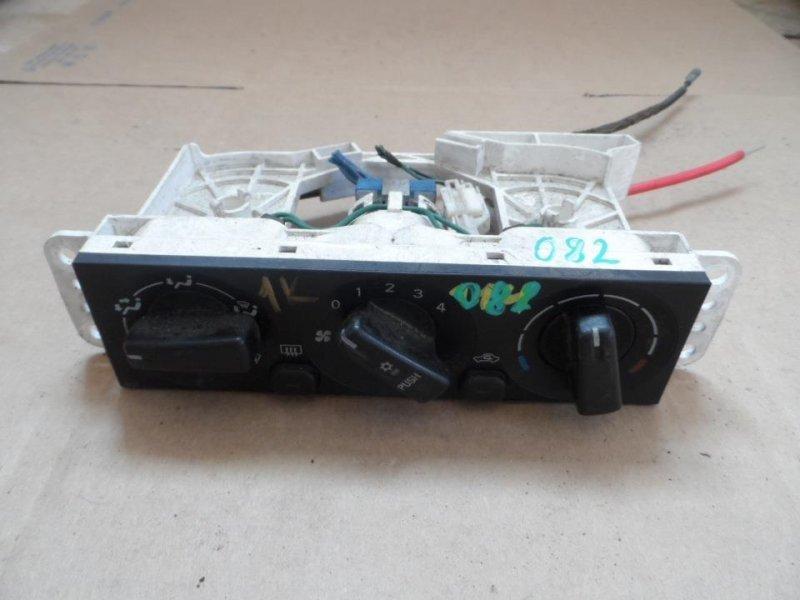 Климат-контроль Mitsubishi Pajero Mini H58A 2000 (б/у)