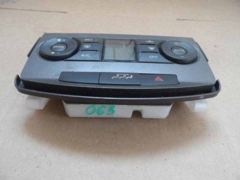 Климат-контроль Nissan Lafesta NR30 2005 (б/у)