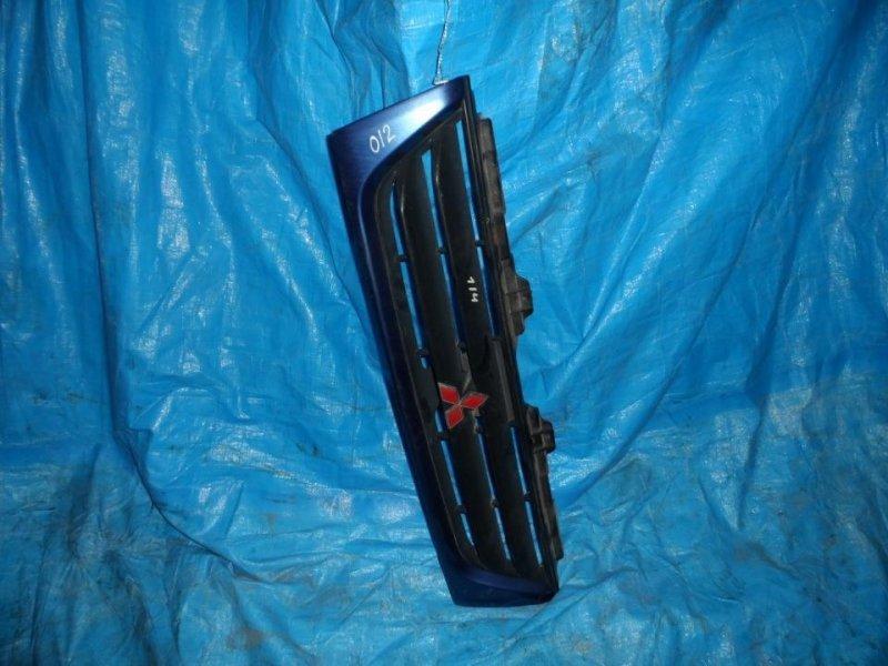 Решетка радиатора Mitsubishi Pajero Mini H58A 1996 (б/у)