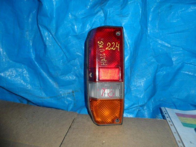 Стоп-сигнал Toyota Hilux Vigo U25 задний левый (б/у)
