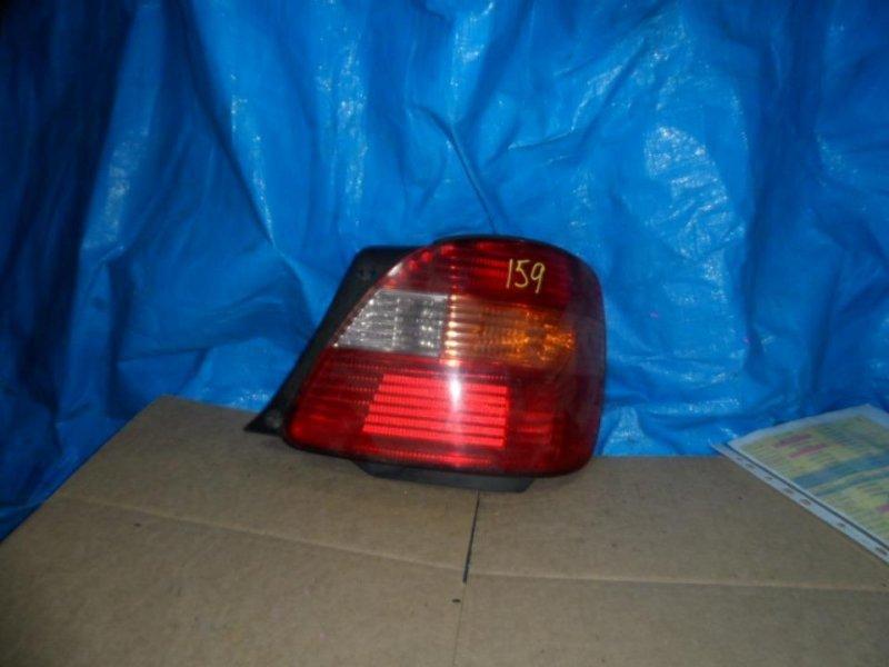 Стоп-сигнал Toyota Aristo JZS161 2001 задний правый (б/у)