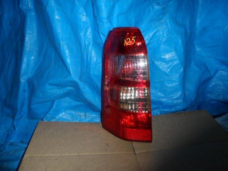 Стоп-сигнал Toyota Probox NCP51 2002 задний левый (б/у)