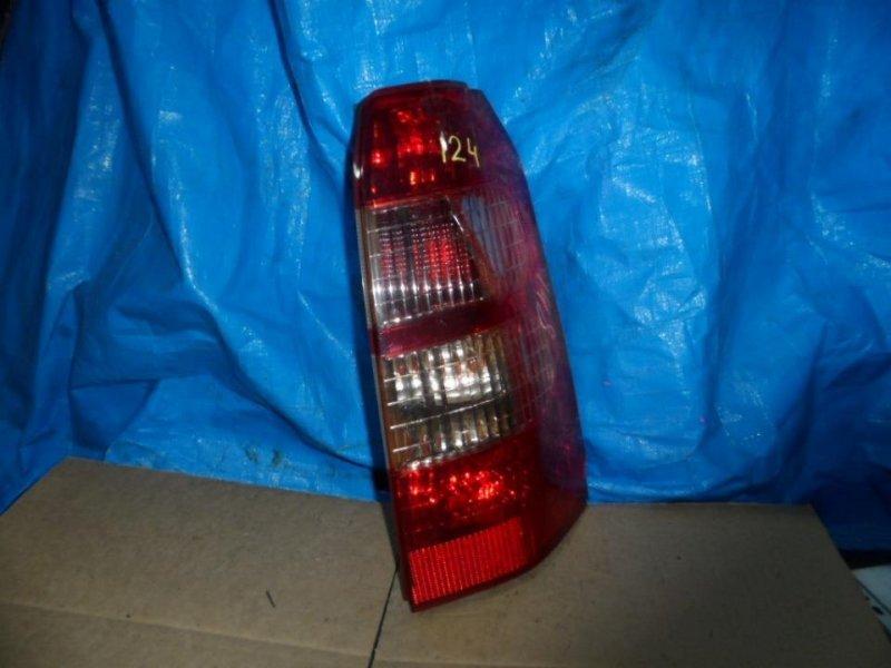 Стоп-сигнал Toyota Probox NCP51 2002 задний правый (б/у)