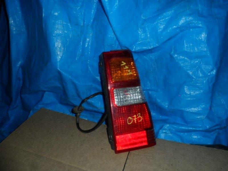 Стоп-сигнал Mitsubishi Pajero Mini H58A (б/у)