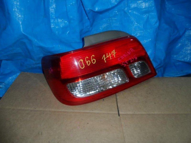 Стоп-сигнал Toyota Carina ST215 1997 задний левый (б/у)