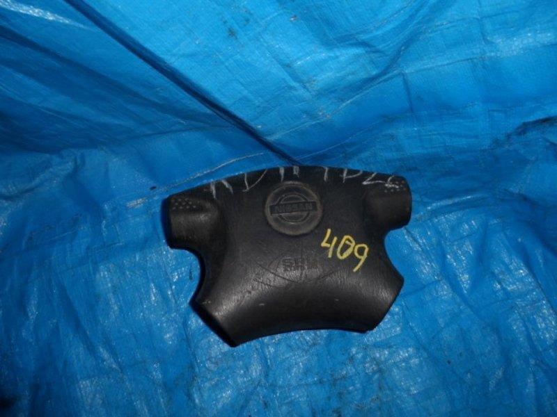 Airbag на руль Nissan Ad W11 1998 правый (б/у)