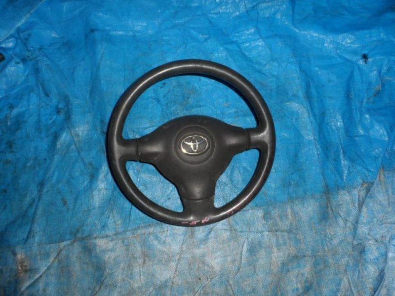 Руль Toyota Sucseed NCP51 2002 (б/у)