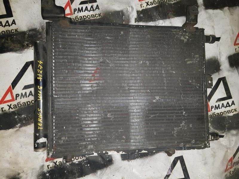 Радиатор кондиционера Daihatsu Terios Kid J111G EF-DE (б/у)