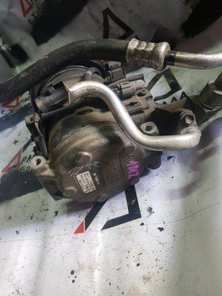 Компрессор кондиционера Toyota Windom MCV30 1MZ (б/у)