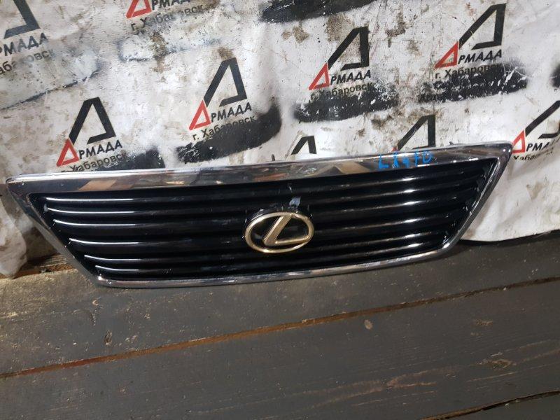 Решетка радиатора Lexus Lx470 UZJ100 2UZFE (б/у)