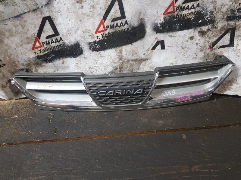 Решетка радиатора Toyota Carina AT215 5AFE (б/у)