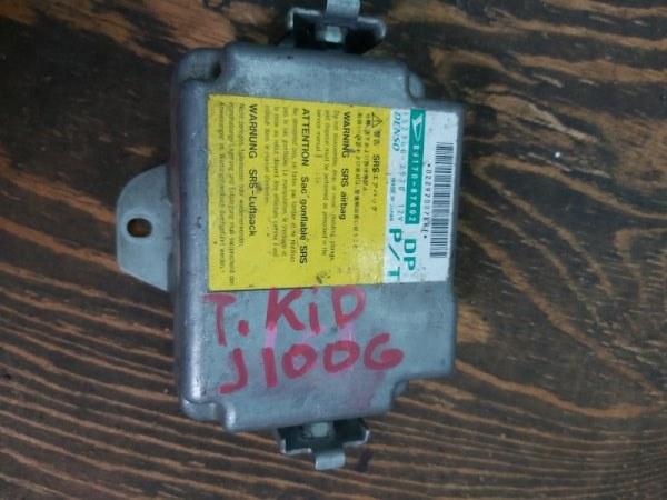 Блок airbag Daihatsu Terios Kid J102G K3VE (б/у)
