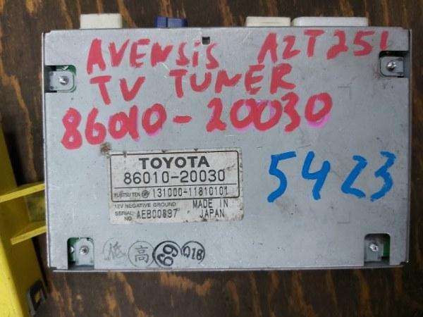 Tv tuner Toyota Avensis AZT251 2AZFSE (б/у)
