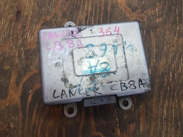 Блок управления efi Mitsubishi Lancer CB8A 4D68T (б/у)