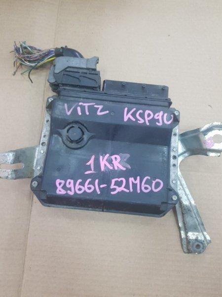 Компьютер Toyota Vitz KSP90 1KR-FE (б/у)