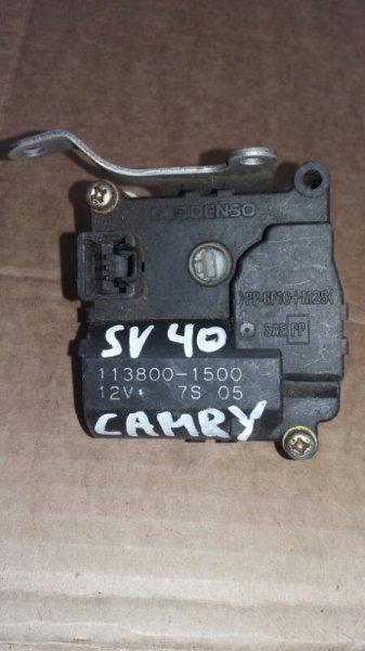 Сервопривод заслонок печки Toyota Camry SV40 3S-FE (б/у)