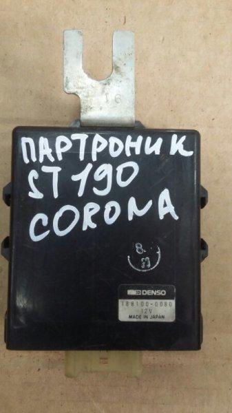 Блок управления парковкой Toyota Corona ST190 3S-FE (б/у)