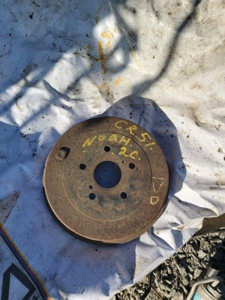 Тормозной барабан Toyota Noah CR51 2C задний (б/у)