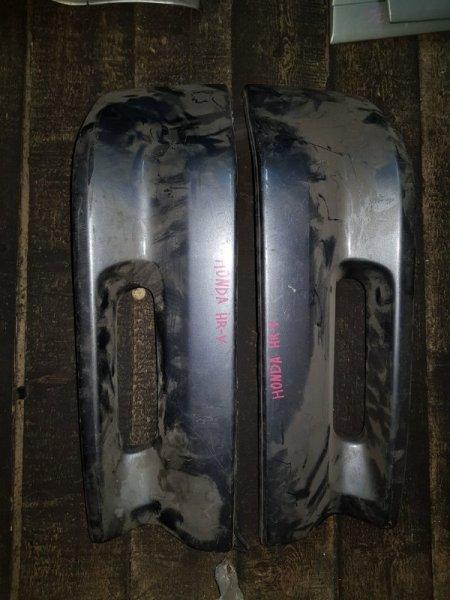 Обвес на передний бампер Honda Hr-V GH4 D16A передний (б/у)