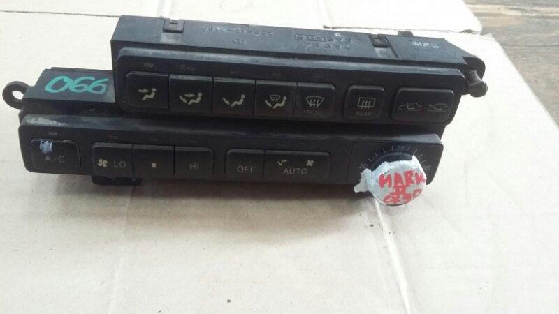 Климат-контроль Toyota Mark Ii GX90 1G (б/у)