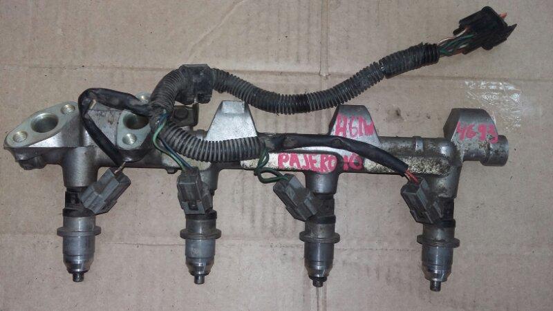 Форсунка Mitsubishi Pajero Io H61W 4G93 (б/у)
