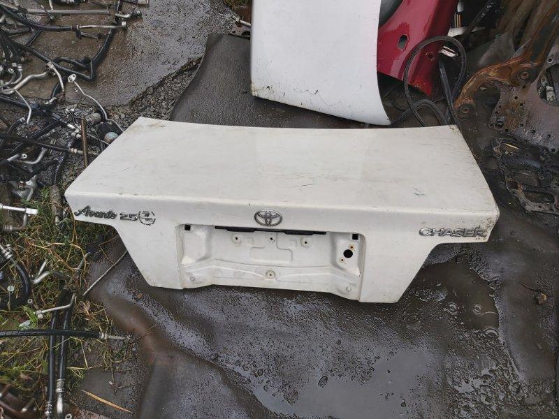 Крышка багажника Toyota Chaser GX100 1G (б/у)