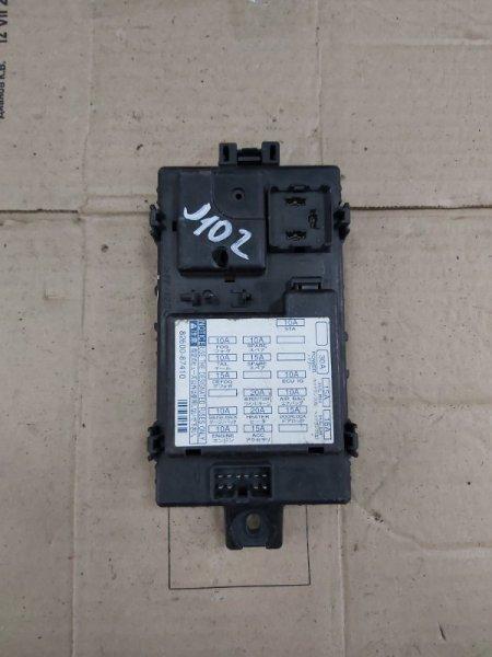 Блок предохранителей Toyota Cami J102E K3VE (б/у)