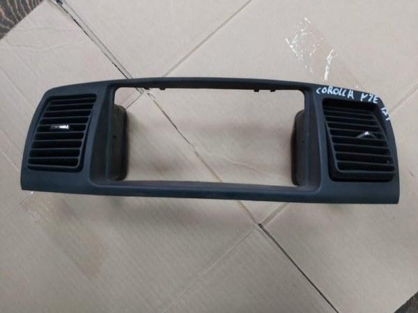 Консоль Toyota Corolla NZE121 2NZ (б/у)