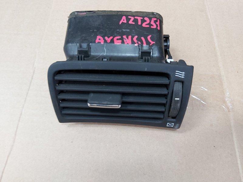 Дуйки Toyota Avensis AZT251 2AZFSE передние правые (б/у)