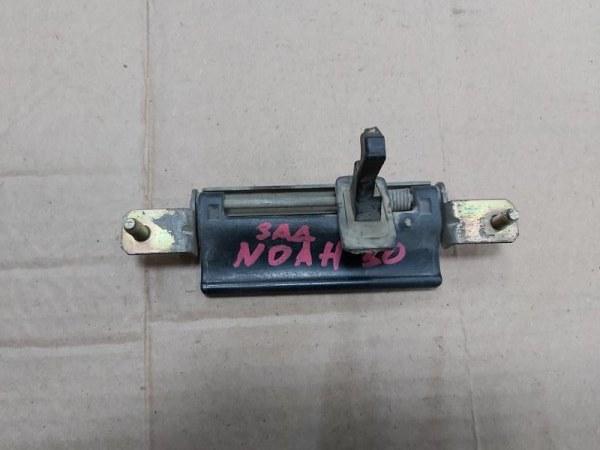 Ручка двери багажника наружная Toyota Noah CR50 задняя (б/у)