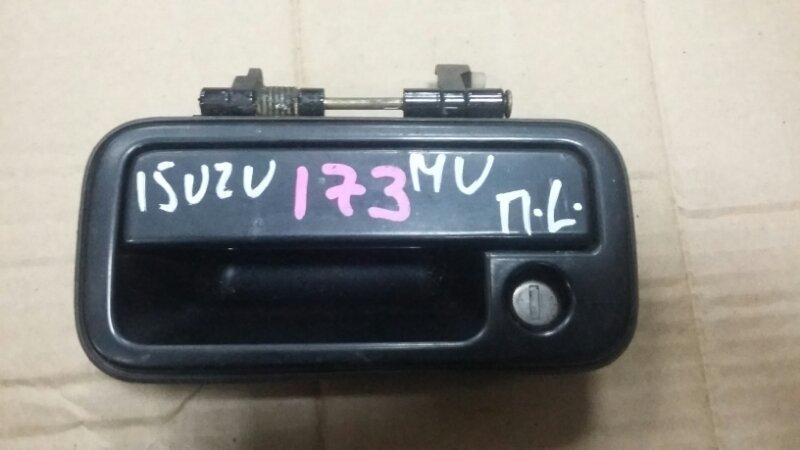 Ручка двери внешняя Isuzu Mu UES73 передняя левая (б/у)