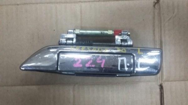 Ручка двери внешняя Nissan Presage NU30 передняя левая (б/у)