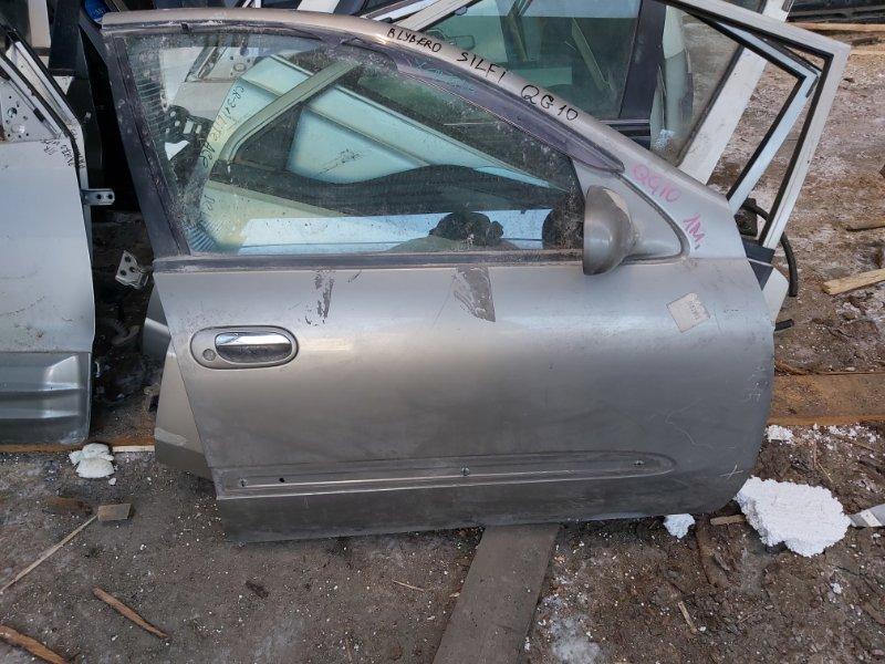 Дверь Nissan Bluebird Sylphy FG10 передняя правая (б/у)