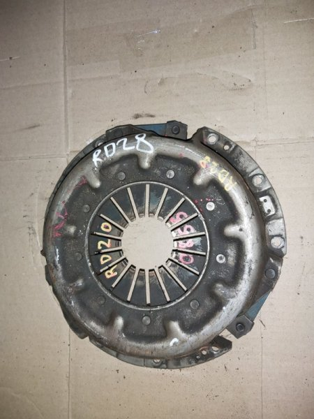 Корзина сцепления Nissan Laurel C35 RD28 (б/у)