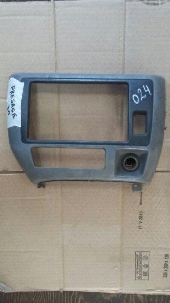 Консоль магнитофона Nissan Presage NU30 (б/у)