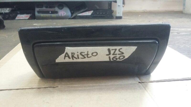 Пепельница передняя Toyota Aristo JZS160 передняя (б/у)