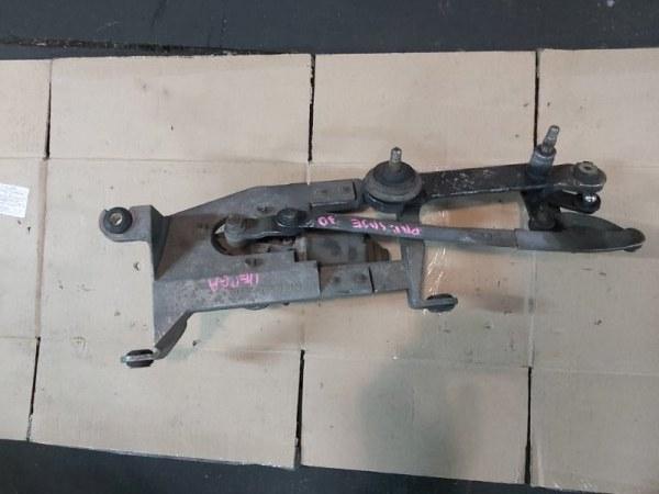 Трапеция дворников Nissan Presage NU30 передняя (б/у)