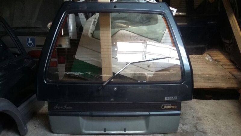 Дверь 5-я Nissan Largo C22 CD20 задняя (б/у)