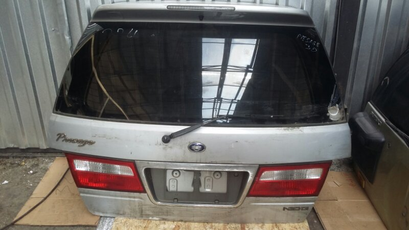 Дверь 5-я Nissan Presage NU30 KA24 задняя (б/у)