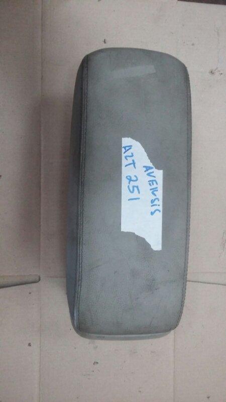 Бардачок между сиденьями Toyota Avensis AZT251 (б/у)