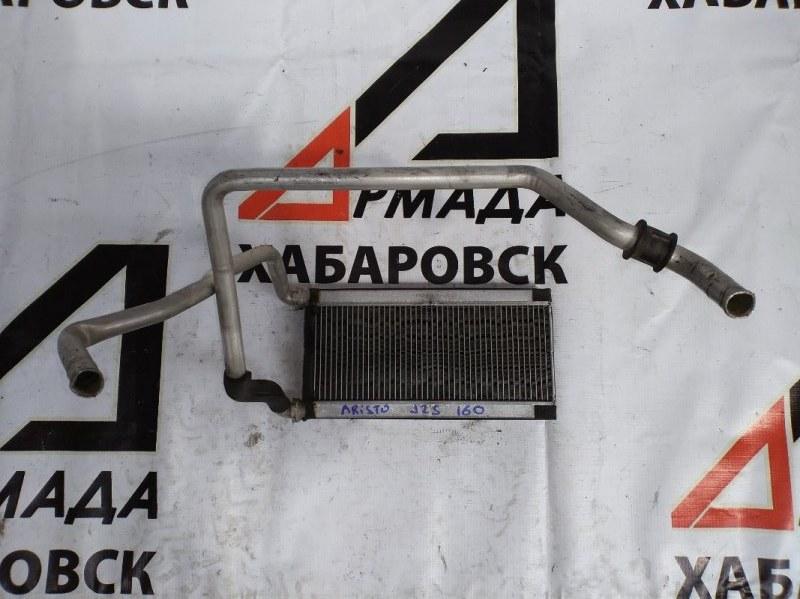 Радиатор печки Toyota Aristo JZS160 (б/у)