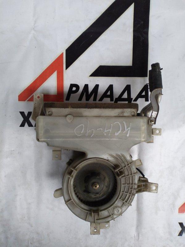 Печка салона Toyota Regius KCH40 задняя (б/у)