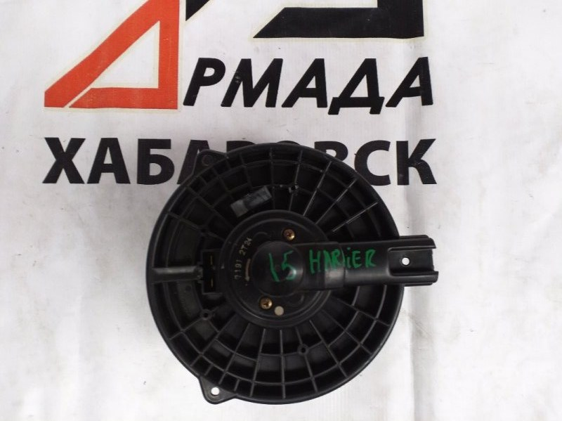 Мотор печки Toyota Harrier ACU15 (б/у)