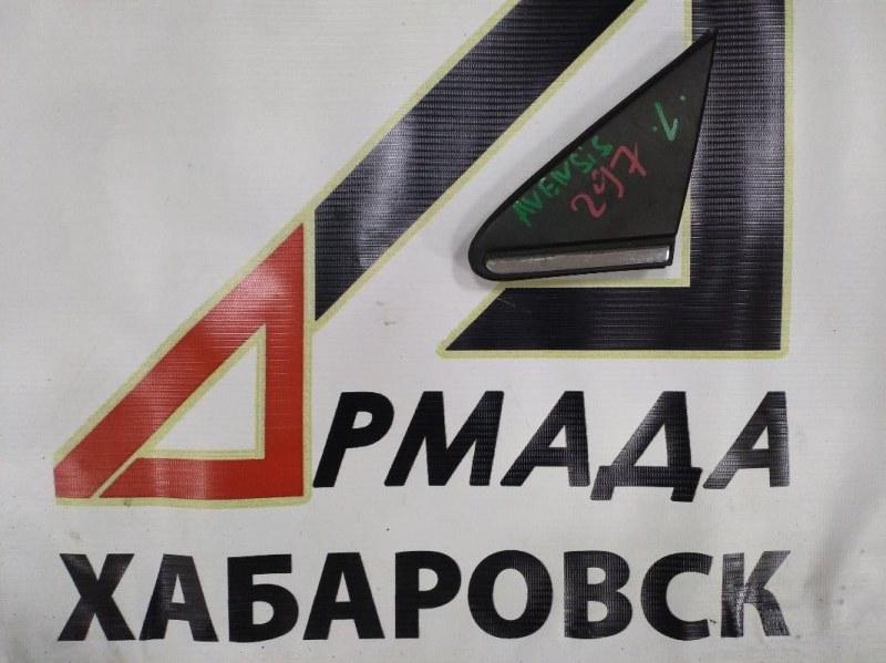 Уголок двери Toyota Avensis AZT251 левый (б/у)