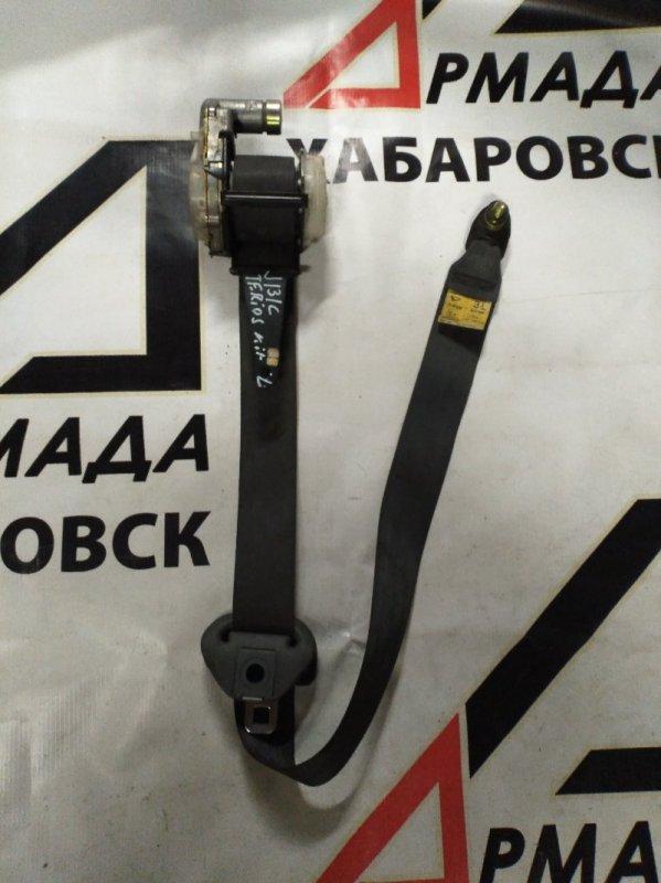Ремень безопасности Daihatsu Terios Kid J131C левый (б/у)