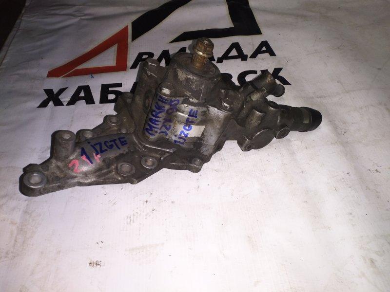Помпа водяная Toyota Cresta JZX90 1JZGTE (б/у)